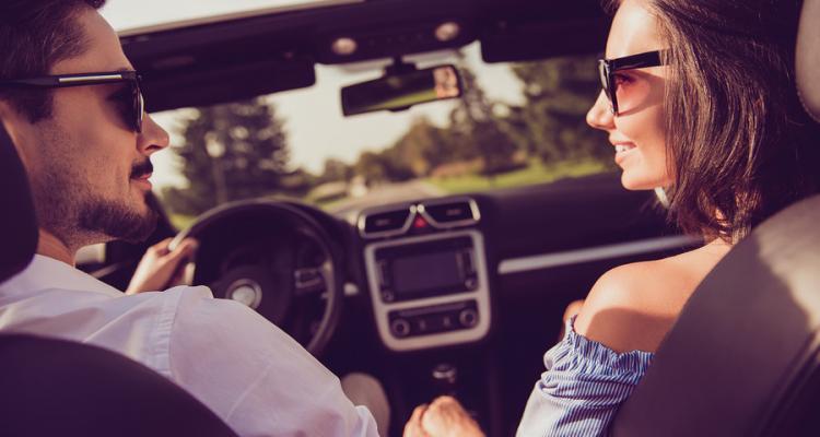 Brillenhalter für Auto