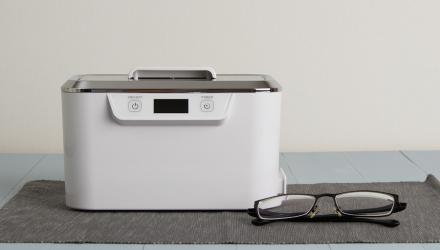 Ultraschallreinigungsgerät für Sonnenbrillen