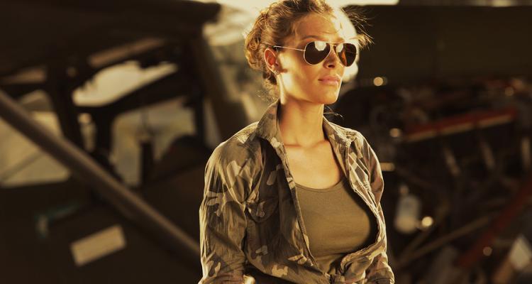 beliebtesten Pilotenbrillen Marken bei Frauen