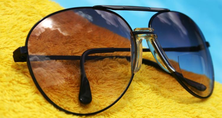 Pilotenbrillen mit UV-Schutz