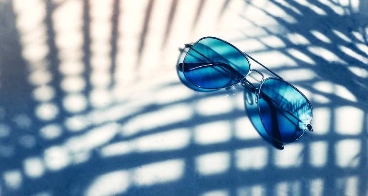 Pilotenbrillen im Urlaub kaufen